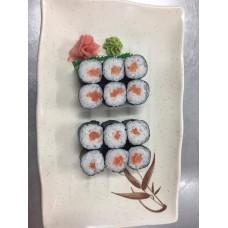 JM23 Menu Japonais ( 12 pièces de maki saumon)